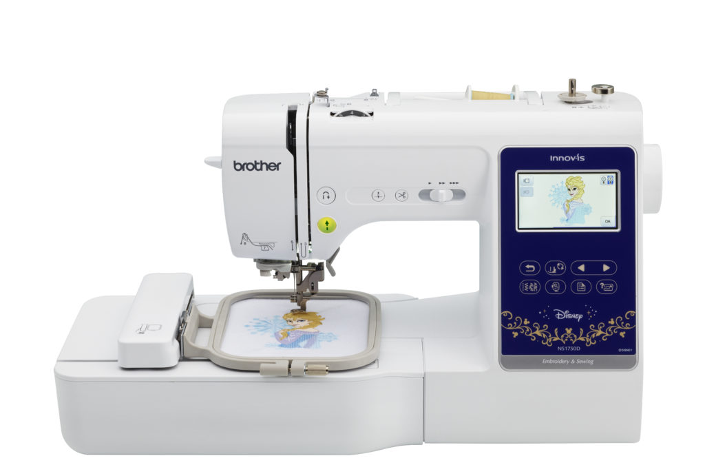 Brother Ns1750d Sewing And Embroidery Machine Best